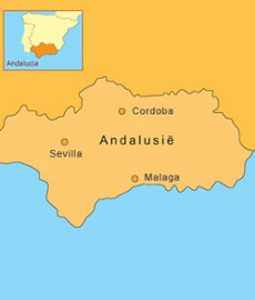 Andalusie, Spanje